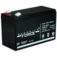Батарея аккумуляторная SF 1207, 12В/7Ач.