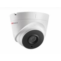 Видеокамера HiWatch DS-T203S,HD-TVI/AHD/CVI/CVBS, 2 Мп, уличная, купольная.