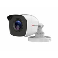 Видеокамера HiWatch DS-T200(B), HD-TVI/AHD/CVI/CVBS, 2 Мп, уличная.