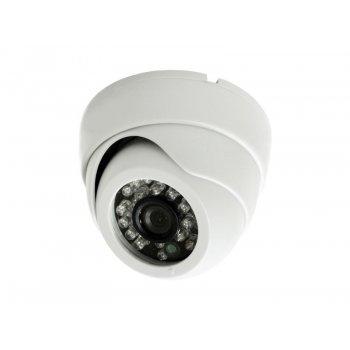IP-видеокамера EL IDp2.1(3.6)А_H.265 2Мп, аудиовход, для помещений.