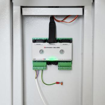 Турникет-трипод электромеханический «STR 01».